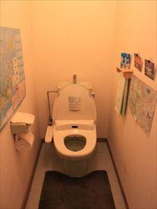 函館クロスロードトイレ