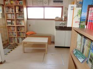 函館クロスロードロビー