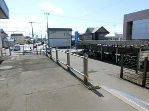 七重浜駅海側出口
