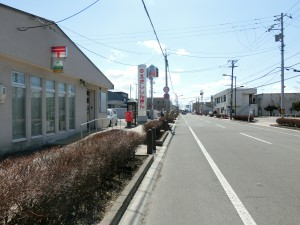 七重浜駅前通り