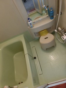 函館クロスロード風呂
