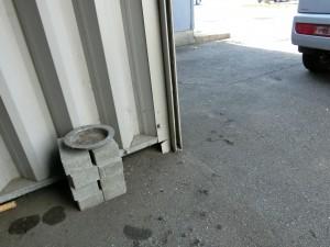 函館クロスロード喫煙所