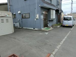 函館クロスロード駐車場