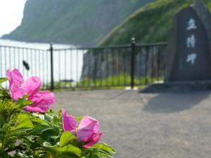 初夏の立待岬