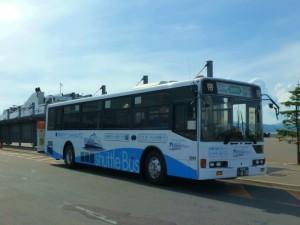 津軽海峡フェリーシャトルバス
